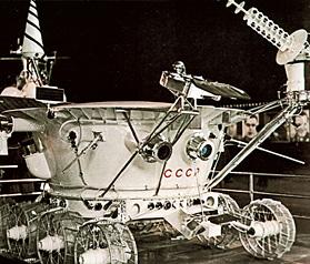 Наш ответ на высадку американских астронавтов на Луне: аппарат «Луноход-1»