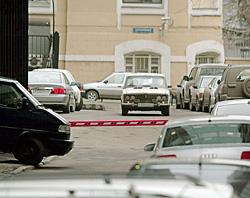 Москва. Кривоникольский переулок
