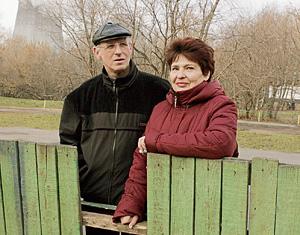 После Приднестровской блокады Юрий и Ирина Стасюнасы потеряли бизнес. Теперь они на заработках в Москве