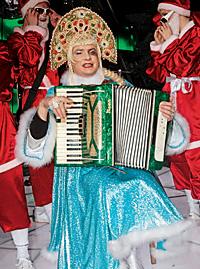 Украинская «Карнавальная ночь»