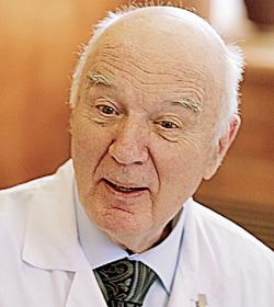 Андрей ВОРОБЬЕВ, академик