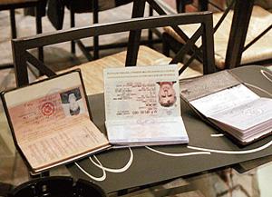 Паспорта дожидаются проверки