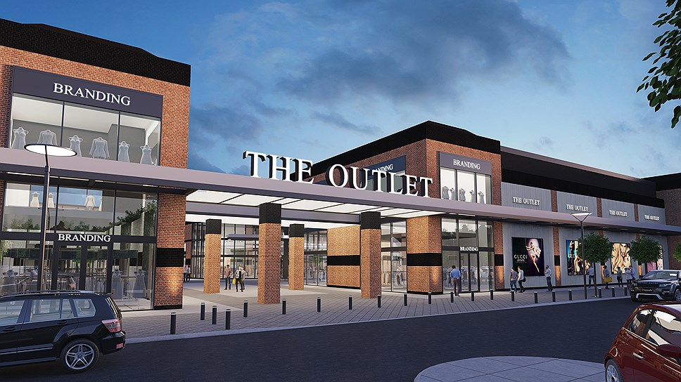 Проект The Outlet Moscow