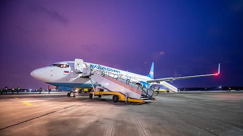 Курортная ливрея  / Авиакомпания «Победа» разместила на фюзеляже самолета рекламу здравниц Ставропольского края