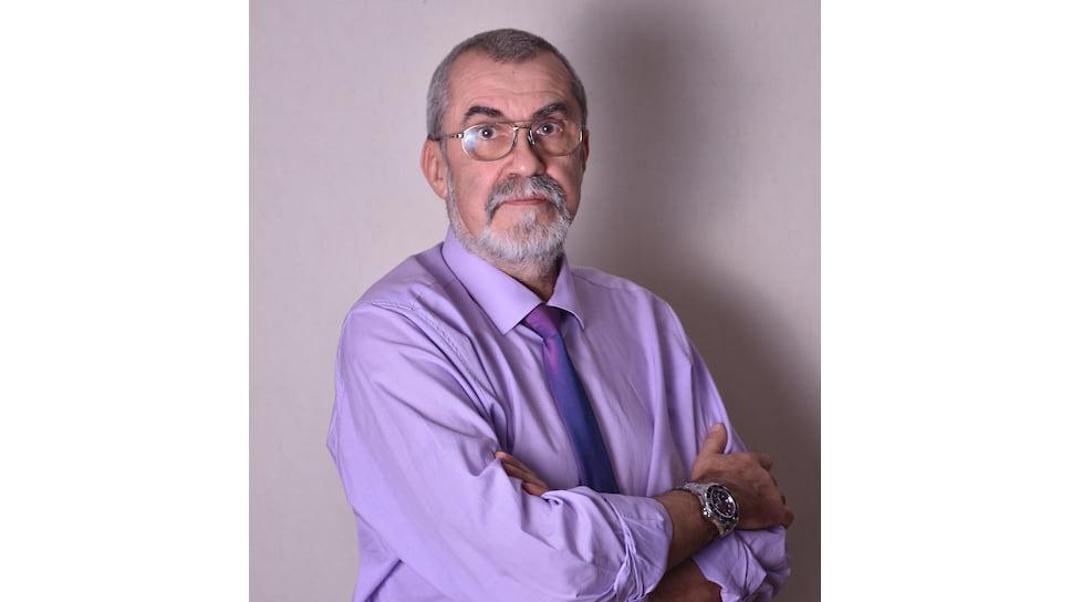 Доктор медицинских наук, профессор Владимир Никифоров