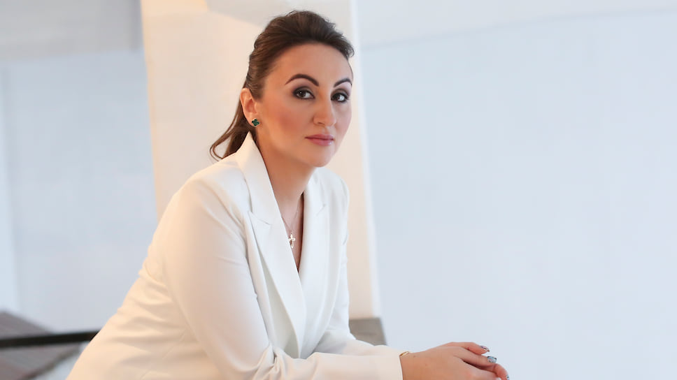 Президент СРО «Ассоциация букмекерских контор» Дарина Денисова