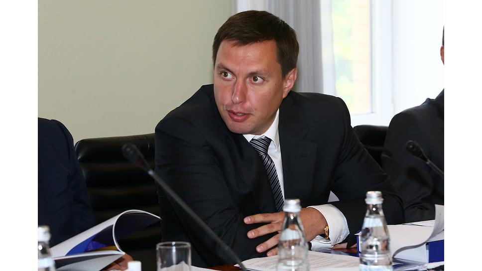Генеральный директор АНО «Оргкомитет волейбол 2022» Роман Станиславов