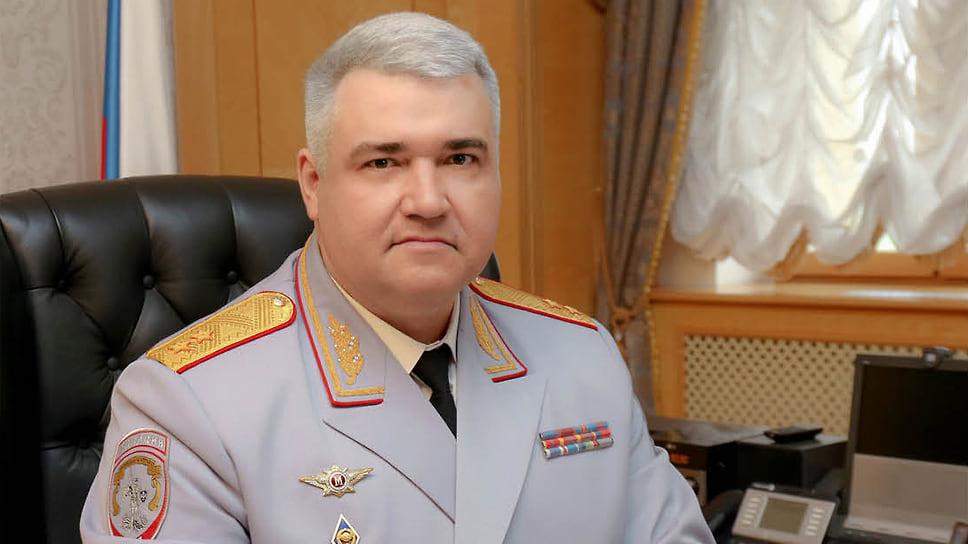 Глава российской Госавтоинспекции Михаил Черников