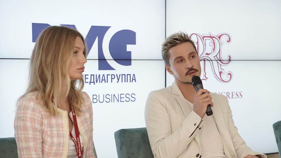 Дарья Щетинина и Дима Билан