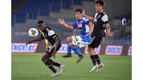 Утешающий приз  / «Ювентус» и «Наполи» разыгрывают итальянский Суперкубок. Какой исход прогнозируют аналитики «Фонбет»?
