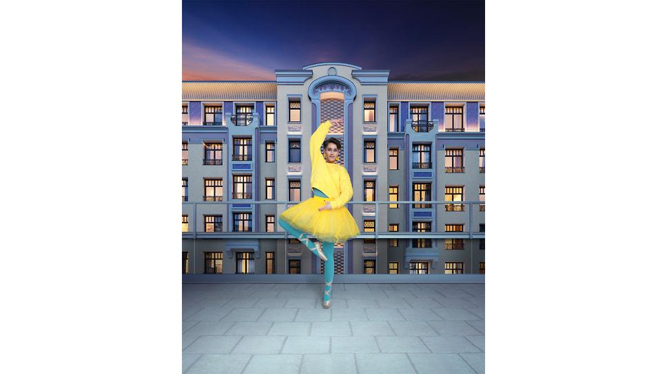 Пластическое искусство: в квартале де-люкс-резиденций «Театральный Дом» создана современная интерпретация одной из знаковых балетных постановок с яркими акцентами и стилизованной классической музыкой