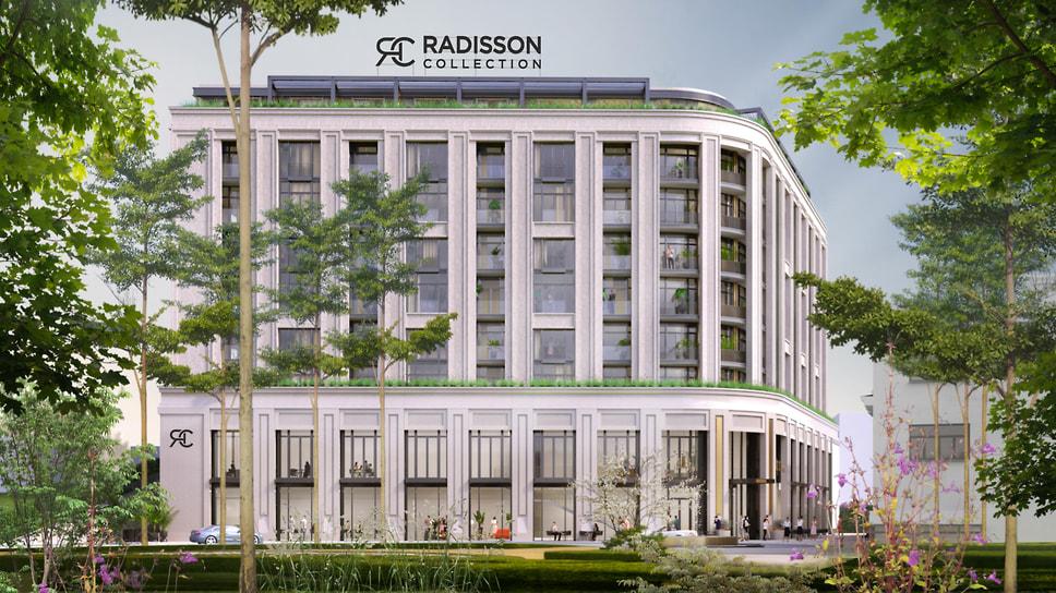 Radisson Collection Hotel, Sochi
