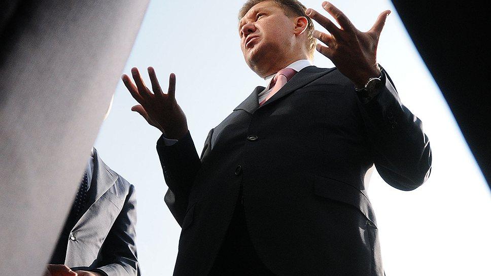 Как для главы «Газпрома» рарабатывали iPad
