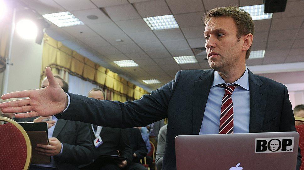 «Партия Навального — флаг, за которым выстроится небольшая очередь»