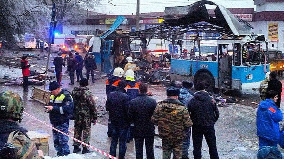 «Информация о новых терактах в Волгограде не соответствует действительности»