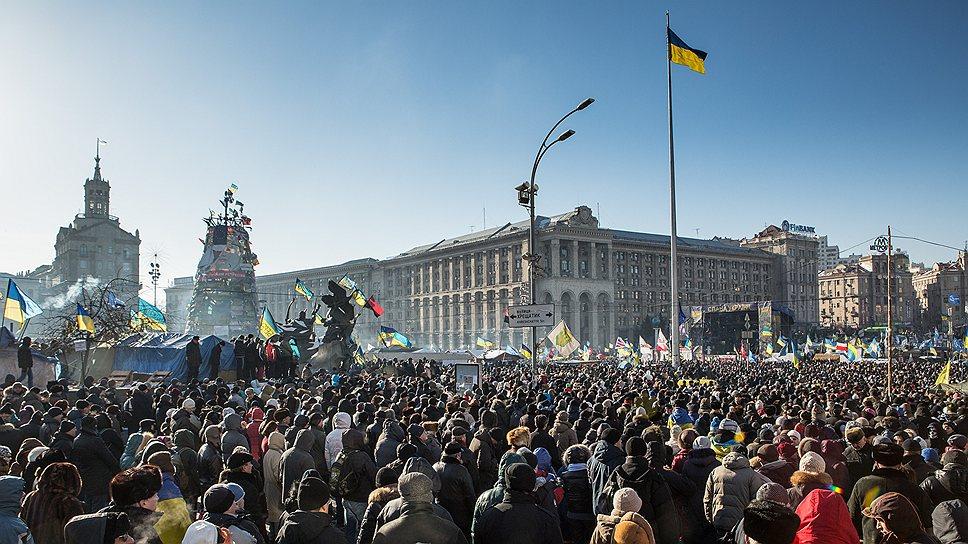 «Западные лидеры посоветовали оппозиции на Украине действовать через парламент»