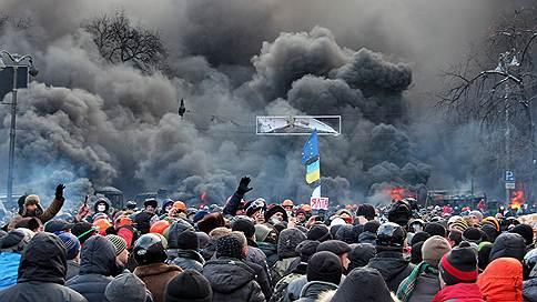"""""""Эпицентр противостояния перемещается из Киева в регионы"""""""