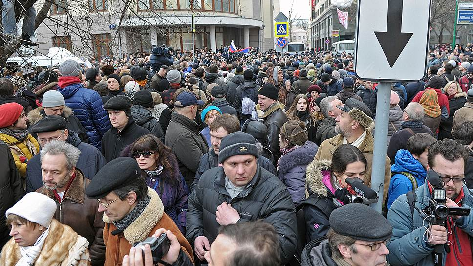 «Задержание Алексея Навального получилось достаточно кинематографичным»