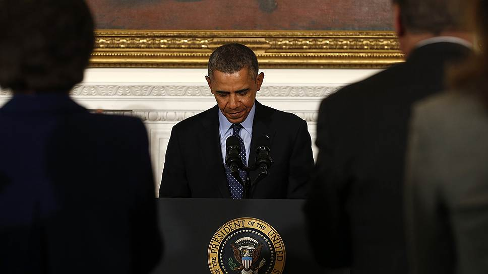 """""""Дело не в Обаме, а в том, что США находятся в очень непростом положении"""""""