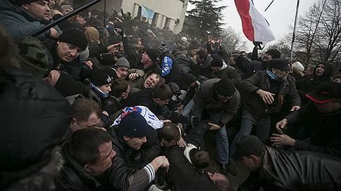 """""""Нет данных, что захват зданий в Крыму был поддержан Россией"""""""