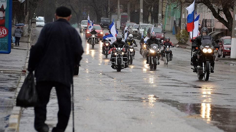 «Представители общин крымских татар бойкотируют референдум, но не все поголовно»