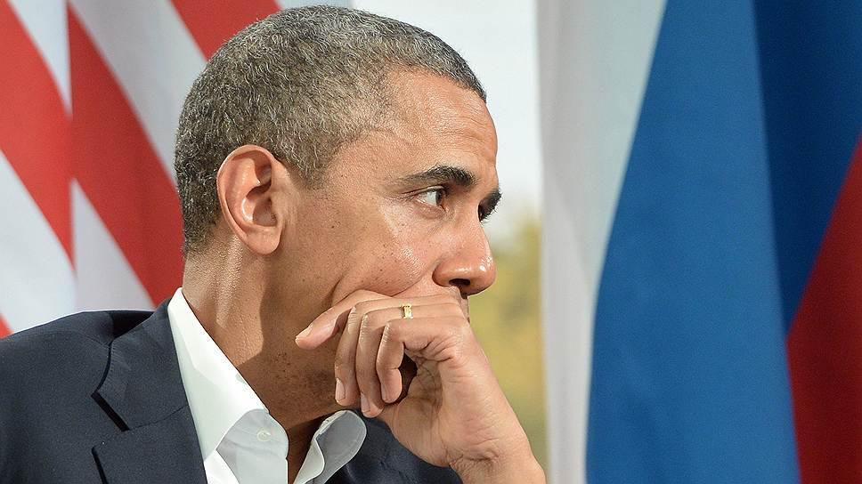 «Белый дом решил усилить давление»