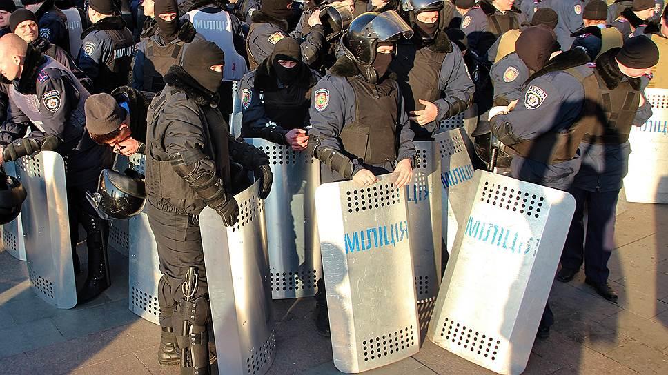 «Правоохранительные органы на востоке Украины деморализованы и парализованы»