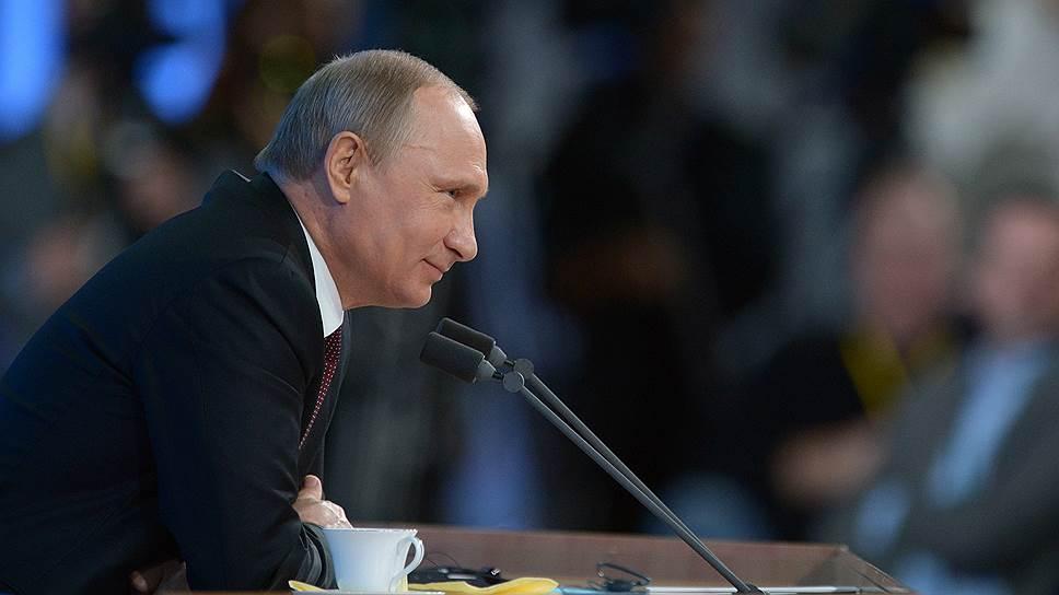 «Российская аудитория для Путина остается приоритетной»