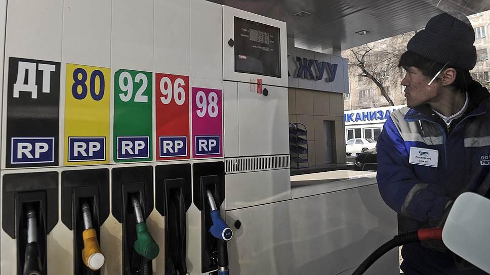 «Бензин может подорожать в 2014 году на 15-18%»