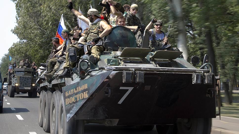 «Донецк остается под контролем ополченцев»
