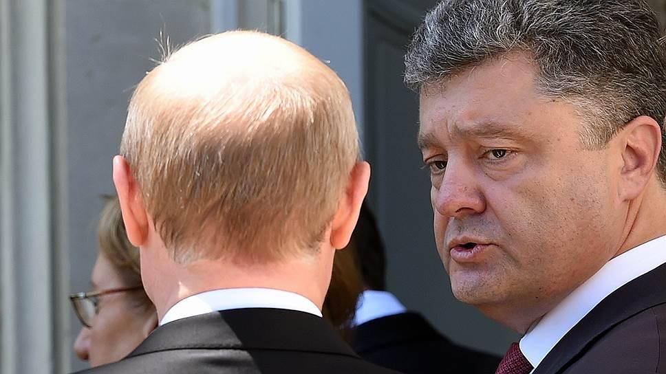 «Встреча Порошенко и Путина сама по себе судьбоносной не будет»