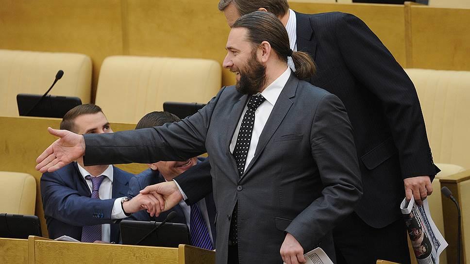 депутат от ЛДПР Максим Шингаркин