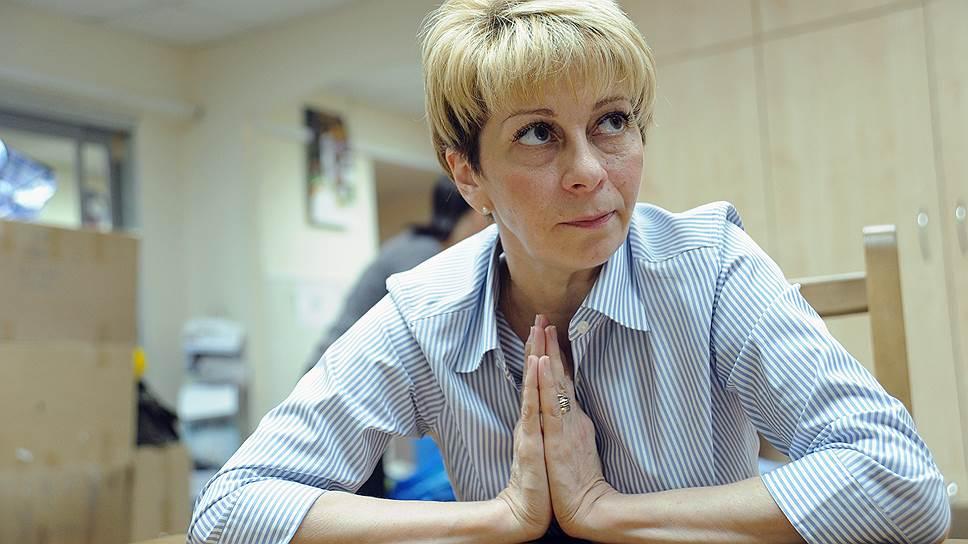 """""""Я бы каждого политика взяла в реанимацию, где лежат раненые дети Донецка"""""""