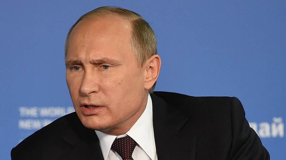 """""""Путин дал сигнал, что он пойдет на выборы в 2018 году"""""""