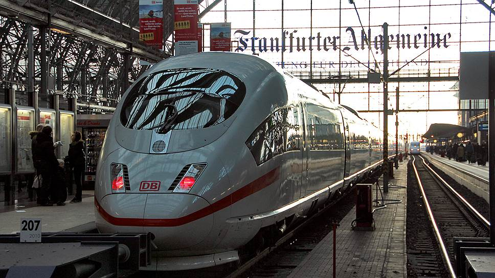 «5% прибавки к заработной плате сотрудникам Deutsche Bahn вряд ли кто даст»