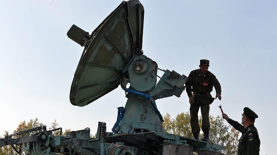 В российской армии создаются воздушно-космические силы