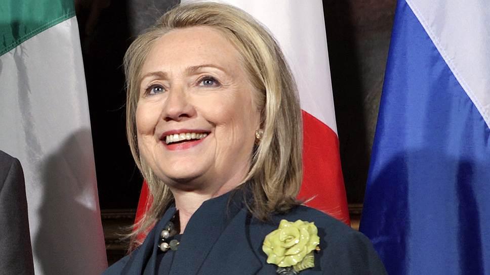 «Хиллари Клинтон заявляет о том, что будет отстаивать интересы среднего класса»