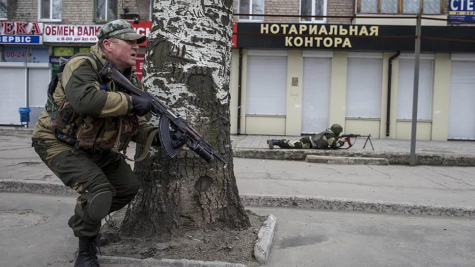 Почему Киев не собирается вести никаких переговоров с ДНР и ЛНР