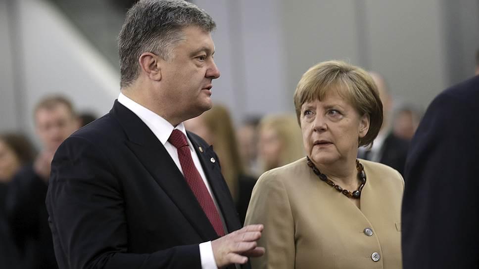 Почему саммит разочаровал президента Украины