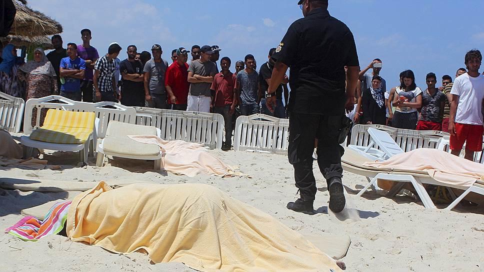 «На территории отеля в Тунисе уже находятся важнейшие чиновники, в том числе и президент страны»