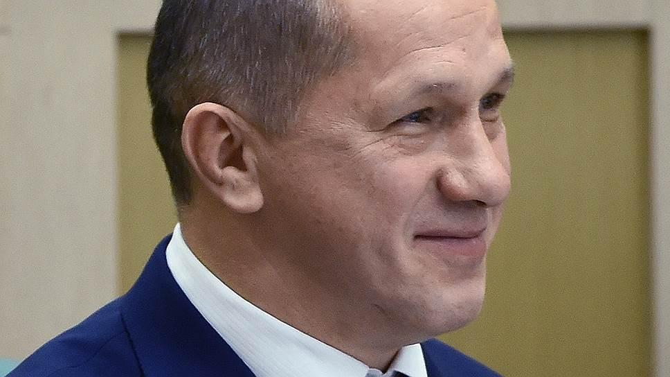 Полпред президента в округе Юрий Трутнев