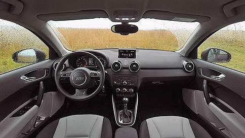"""""""В Audi А1 все очень достойно и дорого"""""""