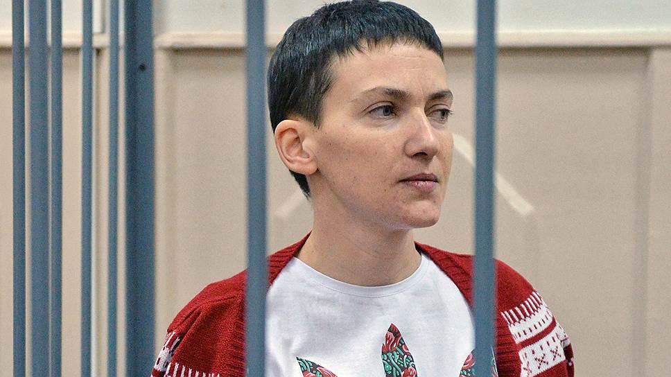 «Зарубежные представители хотят контролировать суд над Савченко»