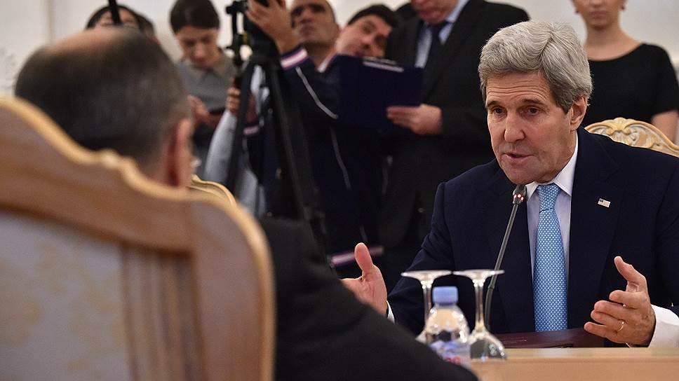 Как прошли переговоры Владимира Путина и госсекретаря США Джона Керри в марте