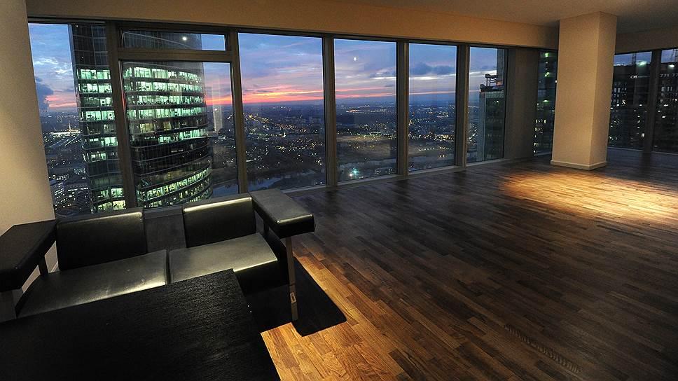 Спрос на элитное жилье в Москве в 2015 году вырос на 7%