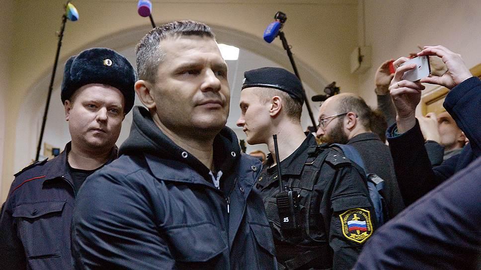 Почему Генпрокуратура потребовала прекратить уголовное преследование Дмитрия Каменщика