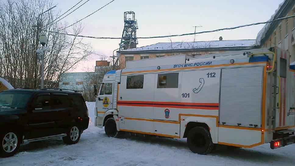 Число погибших на шахте «Северная» в Воркуте увеличилось до четырех человек