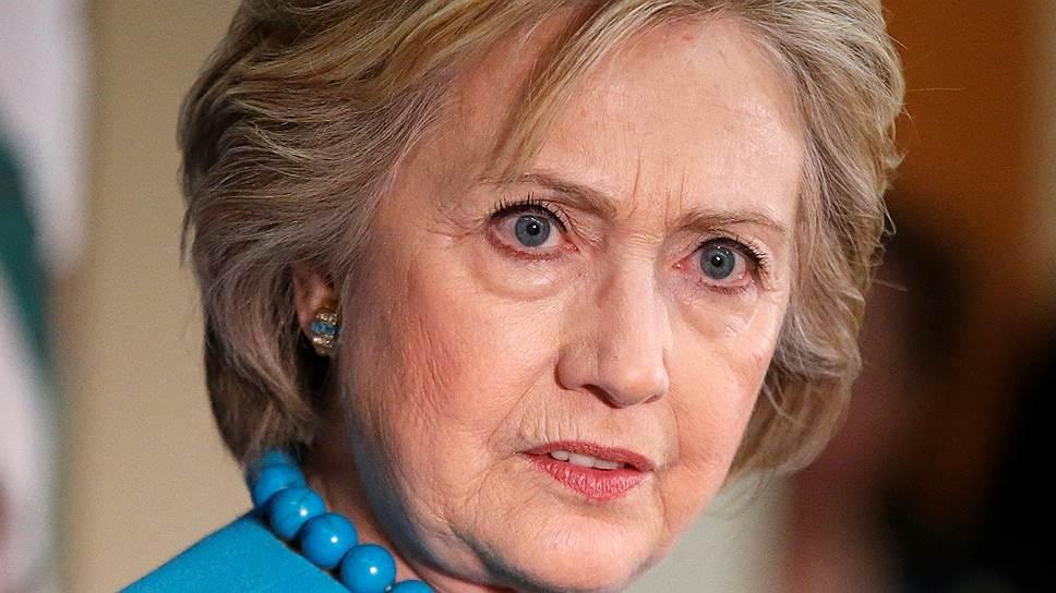 Расследование ФБР в отношении Хиллари Клинтон вышло на финишную прямую