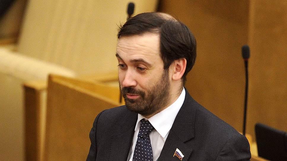 «Это не я утратил связь с Госдумой, это моя фракция утратила связь со мной»