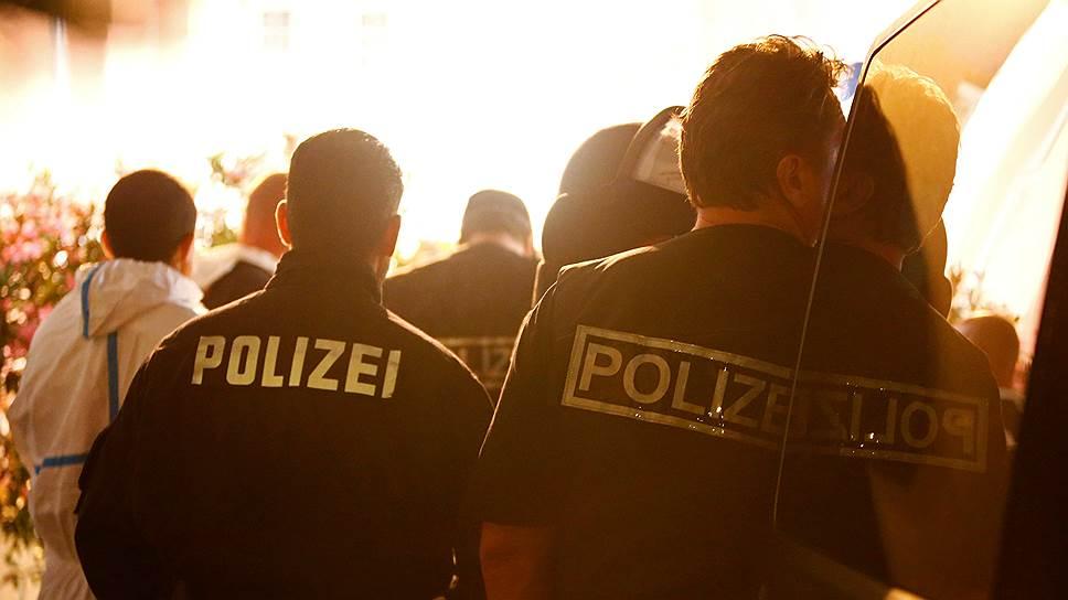 «После того, что произошло в Мюнхене, это очень тревожит»